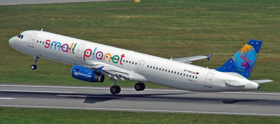 Small Planet Airlines Poland announces new CEO