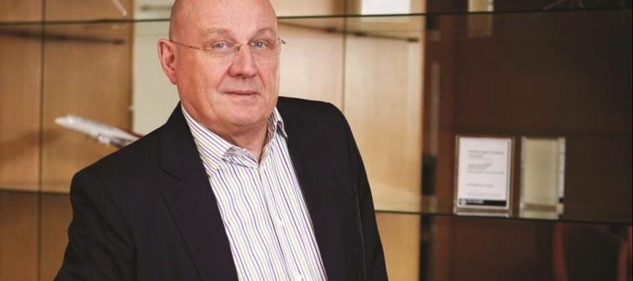 Engine Lease Finance President & CEO, Jon Sharp, to retire
