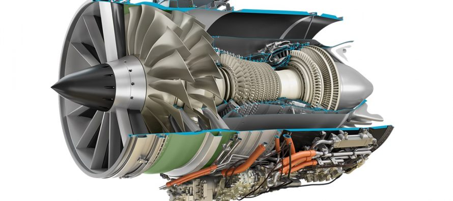 GE's Affinity to power the Aerion AS2 supersonic business jet