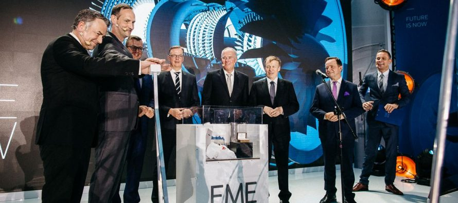 Lufthansa Technik and MTU Aero Engines lay foundation stone for joint MRO shop in Poland