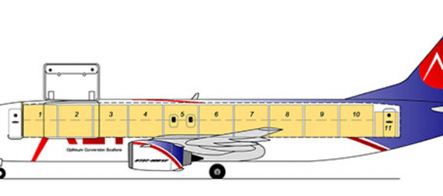 AEI confirms B737-400SF order from Automatic
