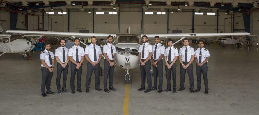 Alpha Aviation Academy partners with Etihad Aviation Training for core flying skills training