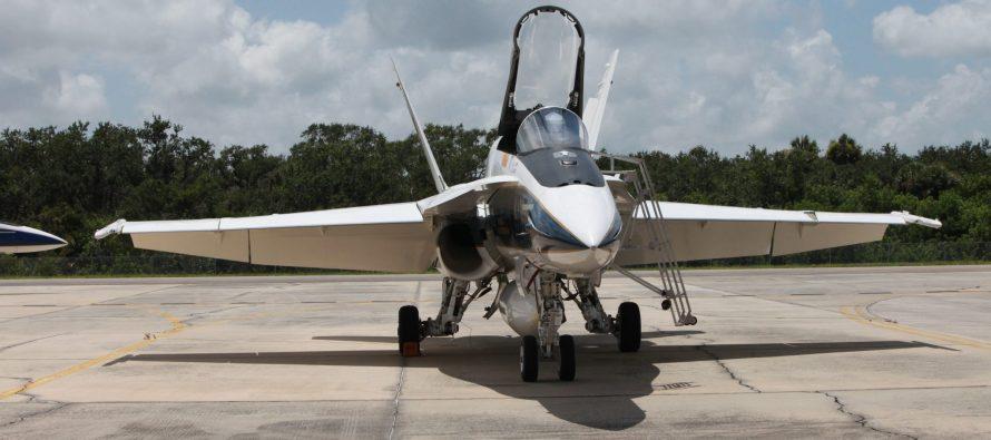 NASA begins quiet supersonic flight series operations