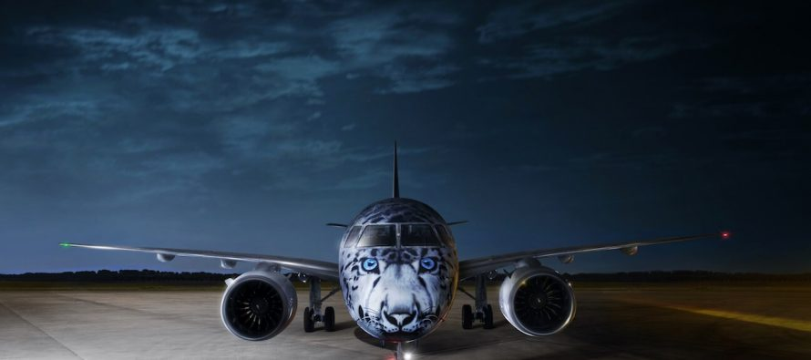 Air Astana takes delivery of its first E190-E2