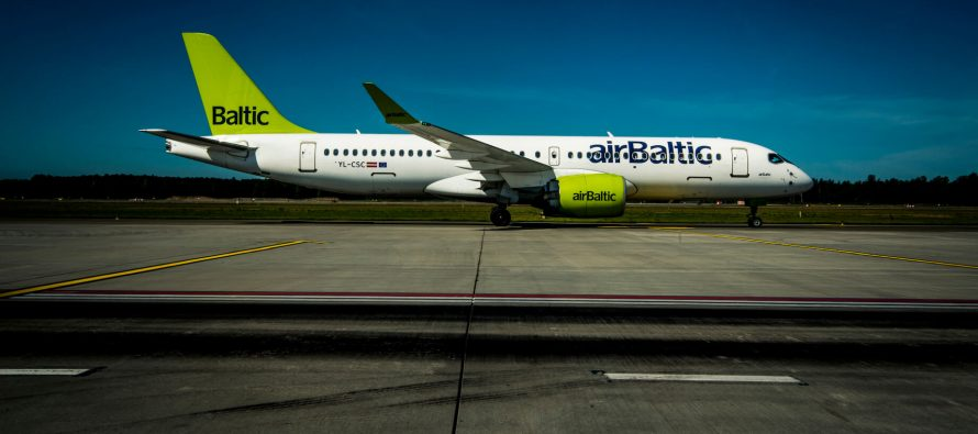 airBaltic and Mouzenidis Travel launch charter flights to Corfu