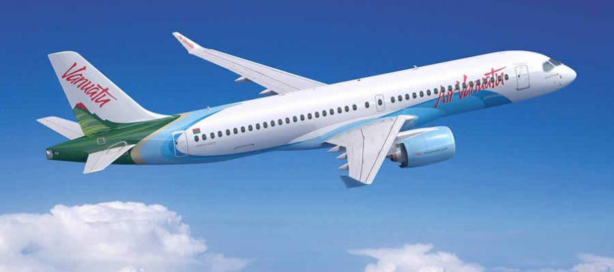 Air Vanuatu selects Airbus A220 for major fleet expansion