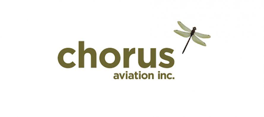Chorus Aviation closes portfolio transaction for six regional aircraft