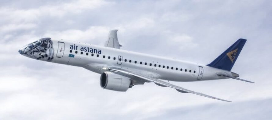 Air Astana's codeshare agreement with S7 Airlines results in airport changes