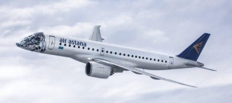 Air Astana records $5.3M net profit in 2018