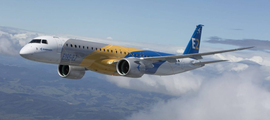 Pratt & Whitney delivers GTF PW1900G engines for E195-E2 Program