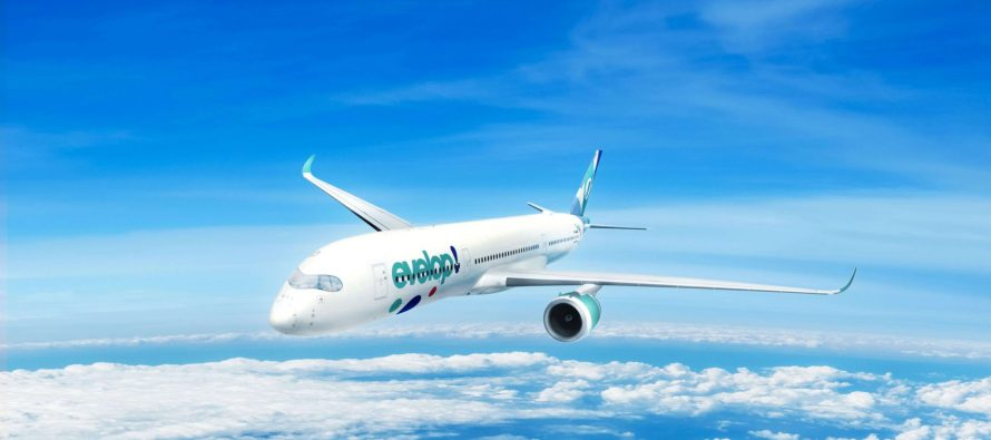 Evelop Airlines opts for LHT A350 component support