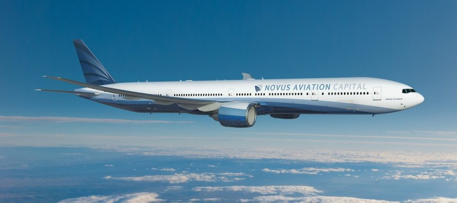 Novus Aviation Capital completes $423m financing deal for four 777-300ERs