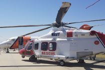 CHC Australia completes roll out of Leonardo AW139 aircraft for Royal Australian Air Force
