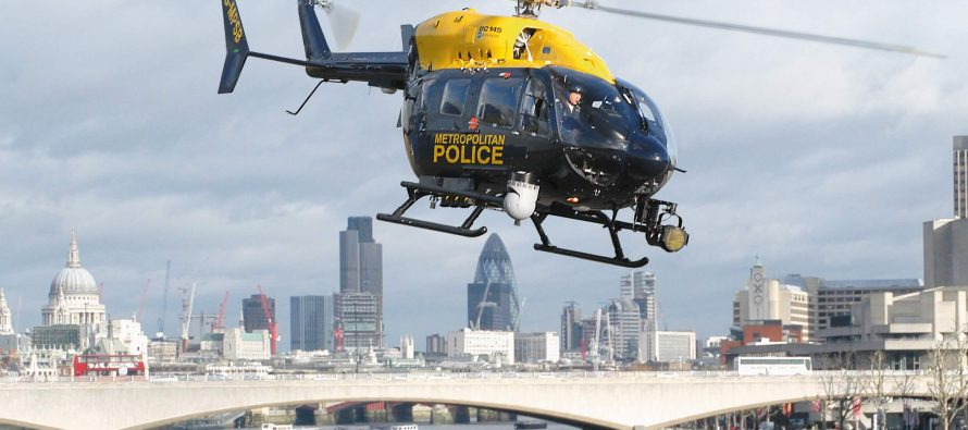 National Police Air Service selects Airbus for helicopter fleet support and maintenance