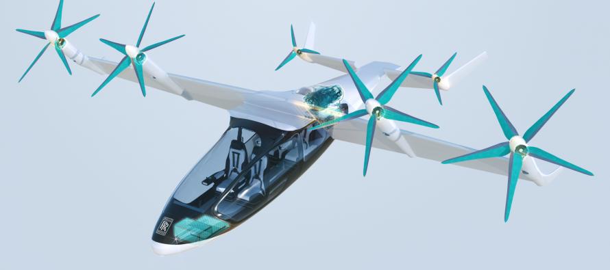 Rolls-Royce conducts successful hybrid aero propulsion tests