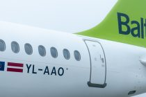 airBaltic receives its 15th A220-300
