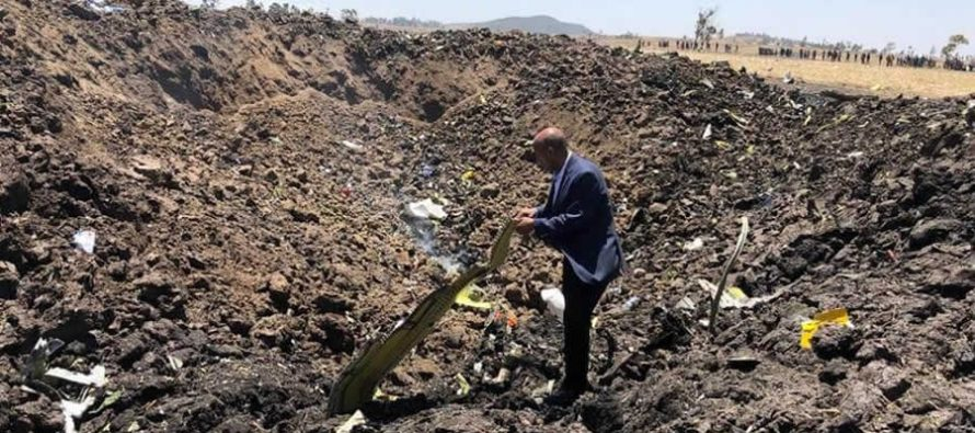 Countries and airlines react to tragic Ethiopian Airlines crash