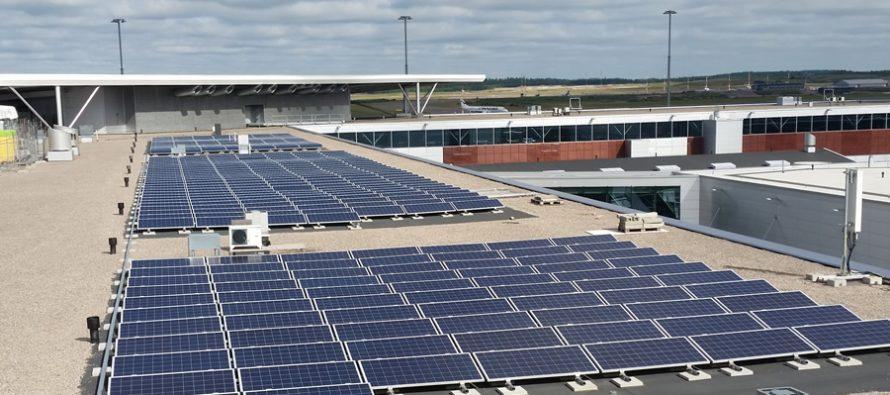 Finavia to increase solar power production