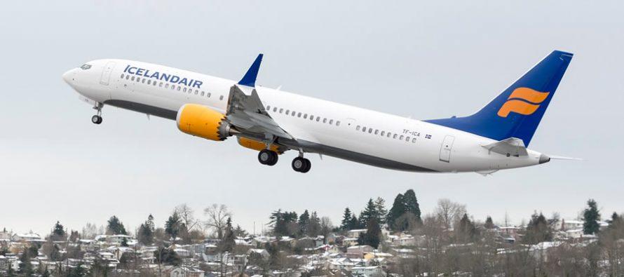 Icelandair enters $35 million loan agreement with CIT Bank
