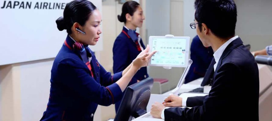 JAL works with Accenture to pilot artificial intelligence-enhanced airport service