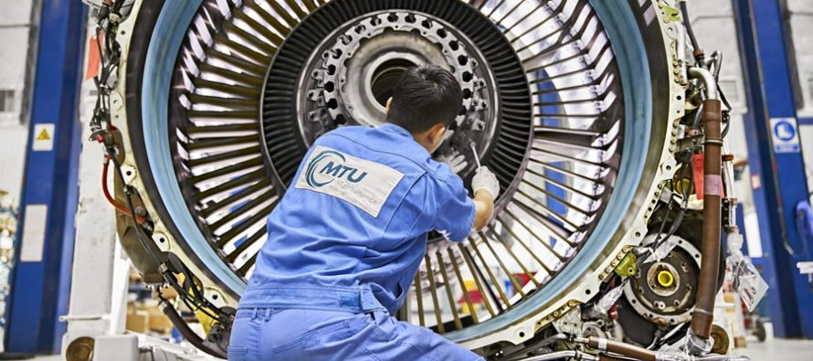 MTU Maintenance reports healthy engine aftermarket