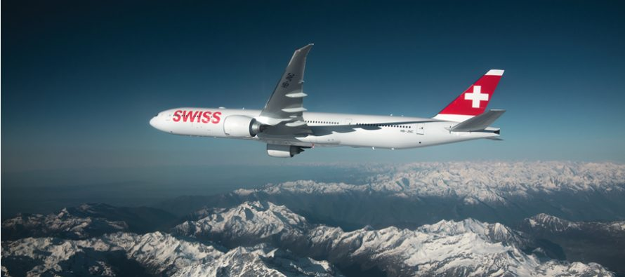 SWISS reports new 2018 earnings and Feb. traffic; debuts premium economy class