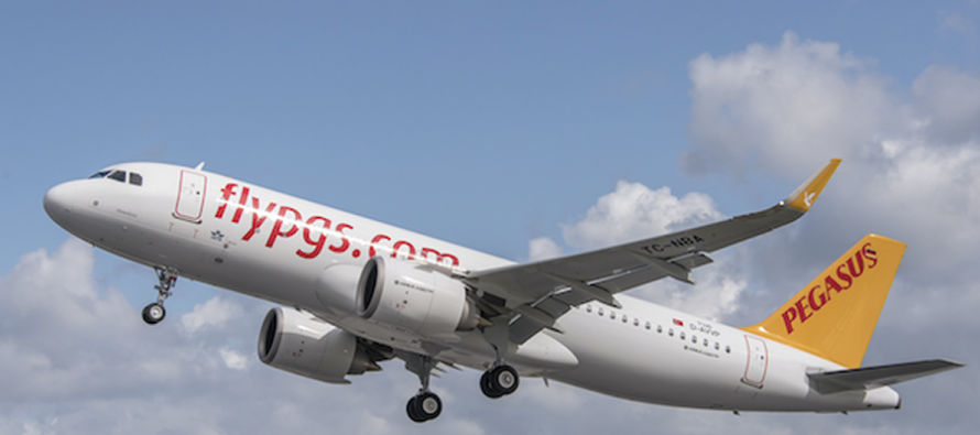 Pegasus Airlines signs exclusive maintenance deal with SR Technics