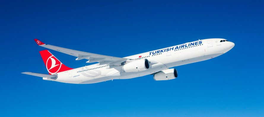 Turkish Airlines adds route to Sharjah