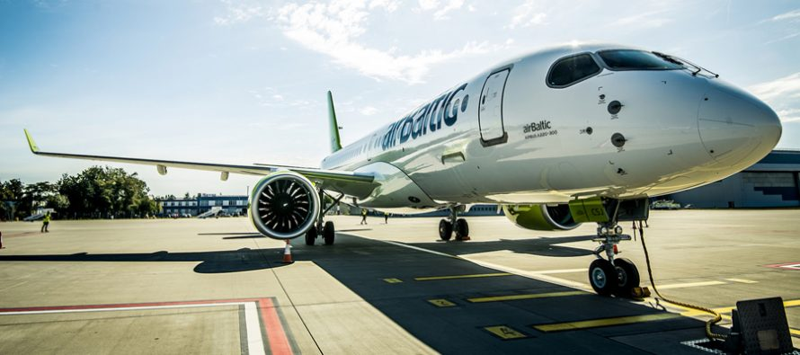 airBaltic reports a rise in 2018 profit