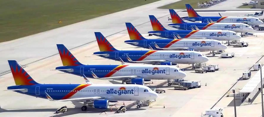Allegiant to open new aircraft base at Lehigh Valley International Airport