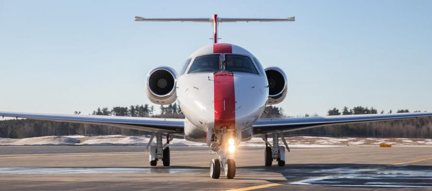 C&L Aviation Group provides ADS-B solution for JetSuiteX Fleet of E135/145 aircraft