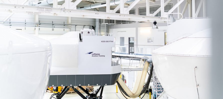 Lufthansa Aviation Training extends simulator fleet and expands training centres