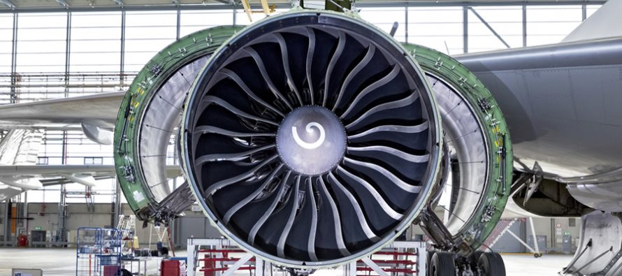 MTU Maintenance signs 12-year GE90 contract with United Airlines