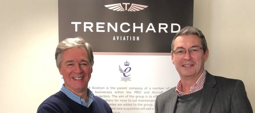 Trenchard renews aircraft cabin materials management contract with Virgin Atlantic