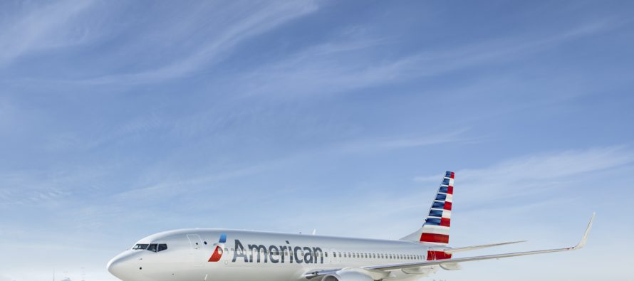 American Airlines extends grounding period until 2 Nov