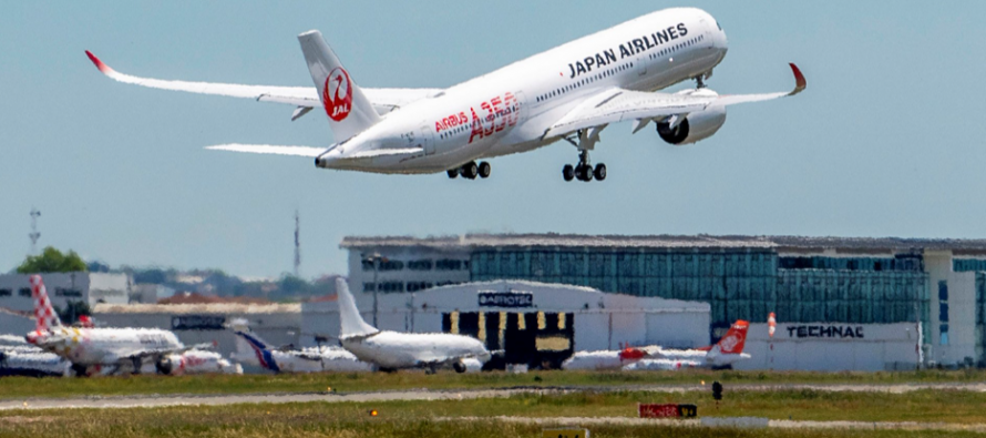 JAL set to introduce new route utilising Airbus A350-900