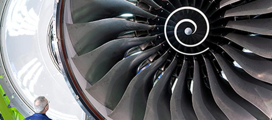Rolls-Royce launches manufacturing of largest fan blades
