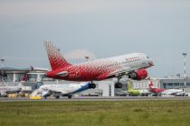 Russia's Rossiya Airlines launches new St. Petersburg to Gelendzhik route
