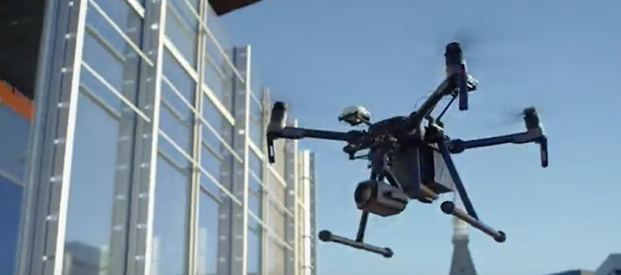 FAA awards air carrier certification to drone delivery firm UPS Flight Forward