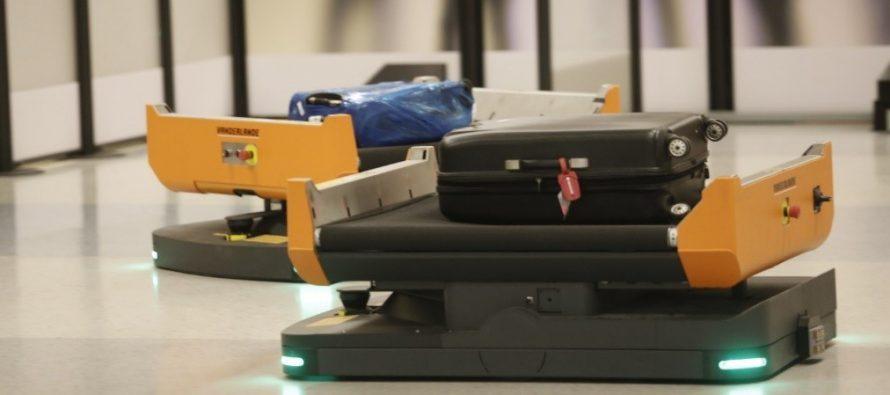 Dallas Forth Worth introduces baggage handling technology