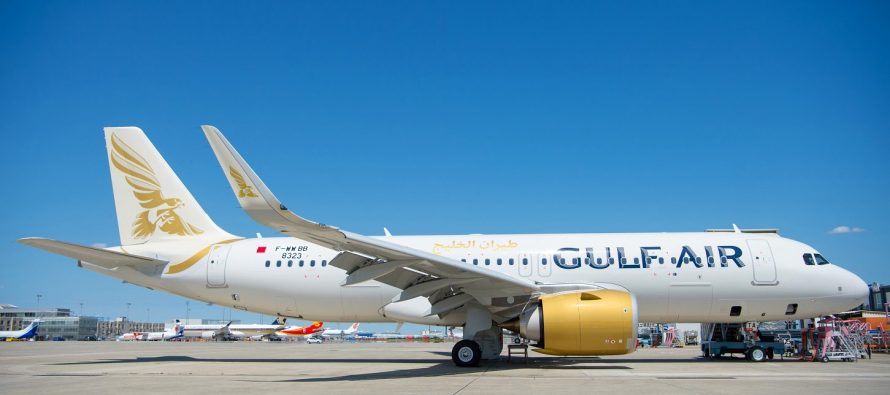 Gulf Air takes delivery of A320neo and launches flights to Maldives
