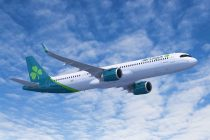Aer Lingus introduces Airbus A321-200neo to fleet