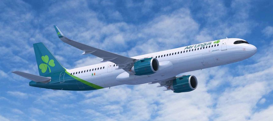 IAG takes 14 A321 XLRs destined for Iberia and Aer Lingus