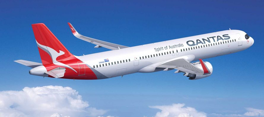 ST Engineering secures five-year nacelle contract with Qantas