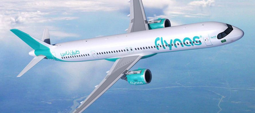 Saudi airline Flynas set to add A321XLR to fleet