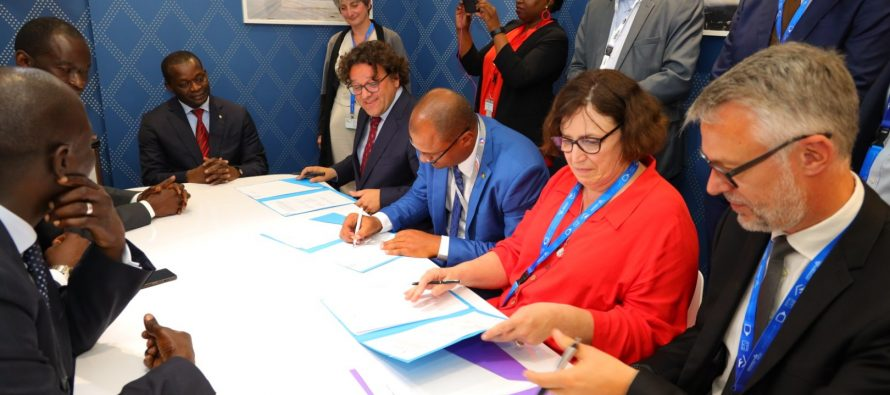 AFI KLM E&M and AIBD sign joint venture agreement