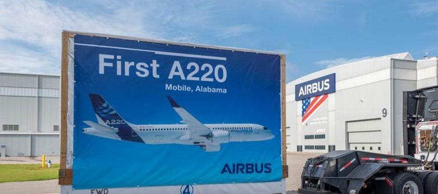 U.S. imposes €7.5 billion tariffs amid Airbus row