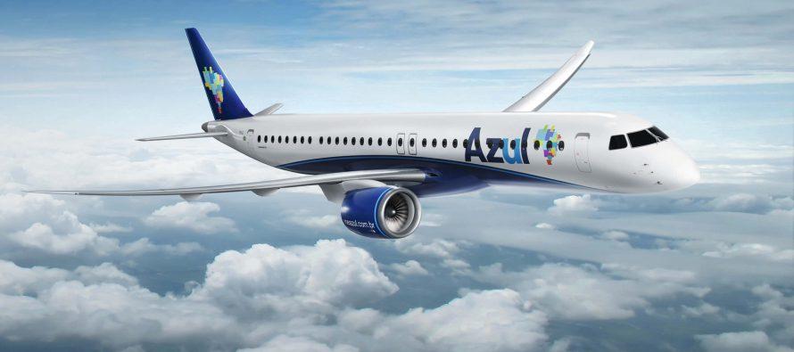Brazil's Azul introduces new Salvador Bahia to Sao Paulo route