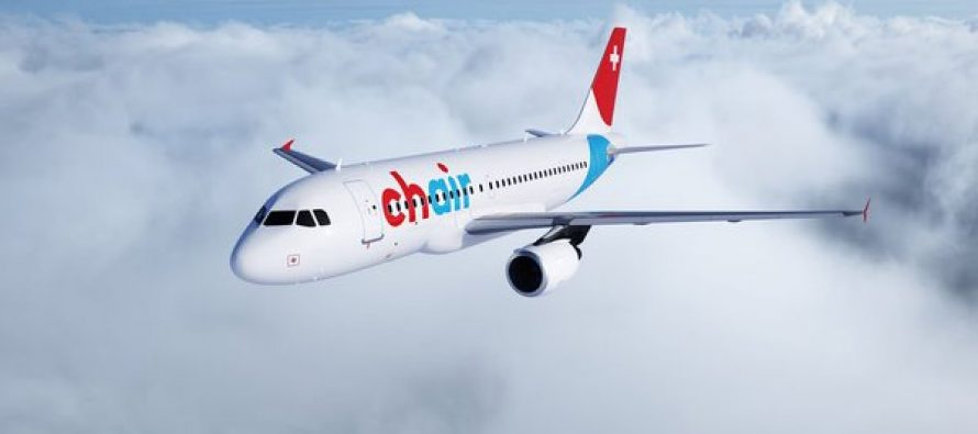 Chair Airlines launches in Switzerland as successor to Germania Flug