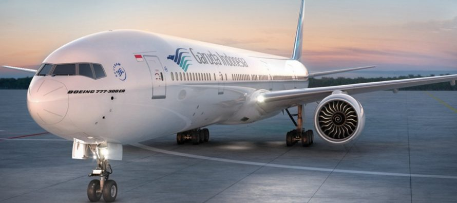 Garuda Indonesia receives first of 14 A330-900 aircraft